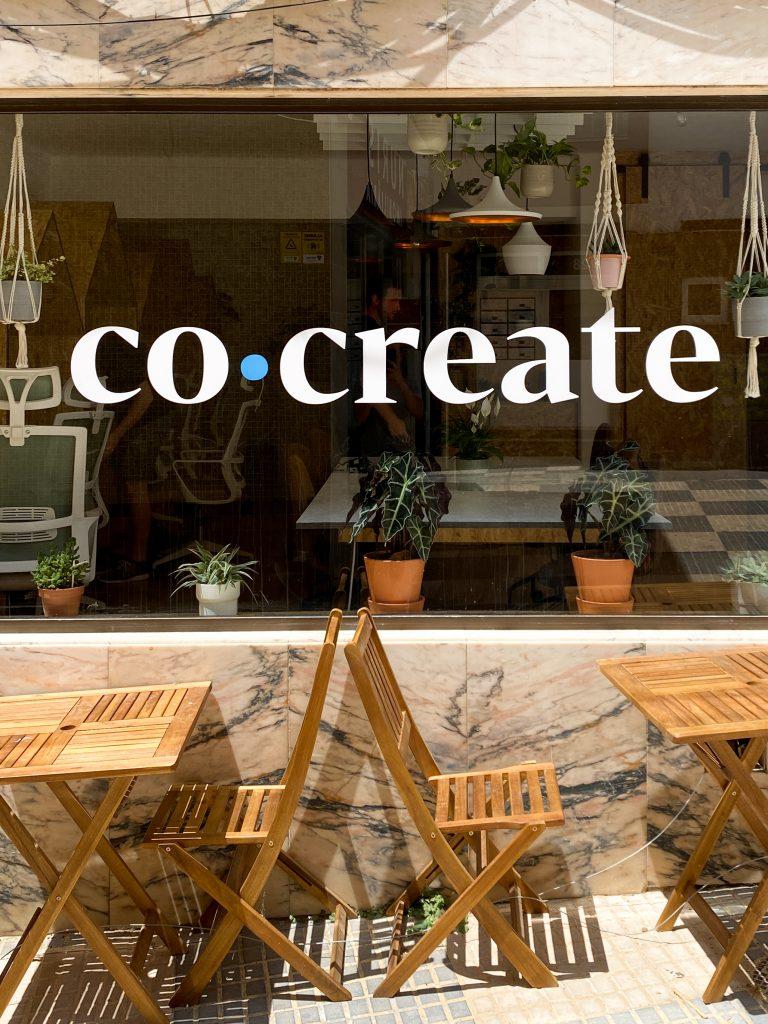 cocreate window for designers